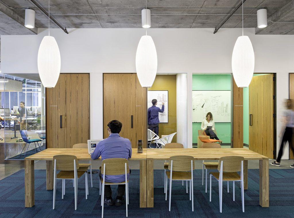 Открытие нового офиса для международной компании